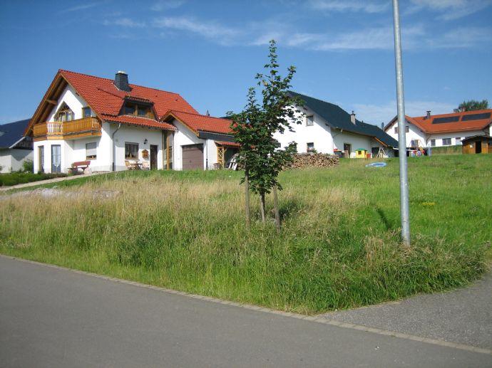 Baugrundstücke in Uedelhoven, direkt von der Gemeinde zu erwerben