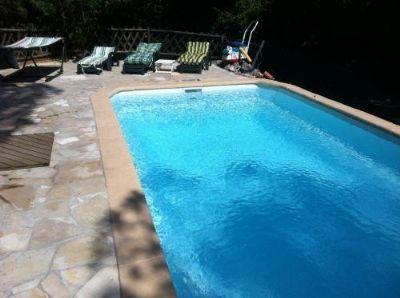 Pool, Garten, unweit See und Meer, Parkplätze, ruhiges Studio,