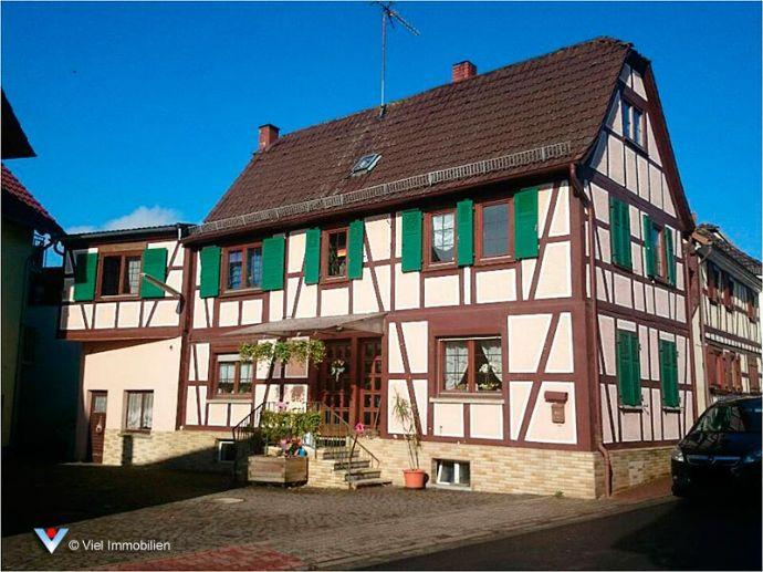 Fachwerkhaus zu vermieten Haus mit Charme und Wohlfühlcharakter!!!! BRUCHKÖBEL — OT ROSSDORF