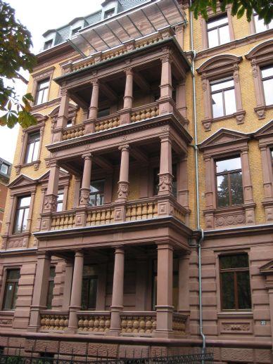Wohnjuwel!! Top ausgestattete, sehr schöne 3-ZKB in historischer Altbauvilla in bester und begehrter