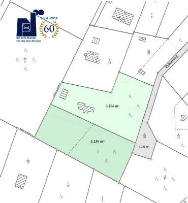 2 nebeneinander liegende Landhausbauplätze - auch einzeln!