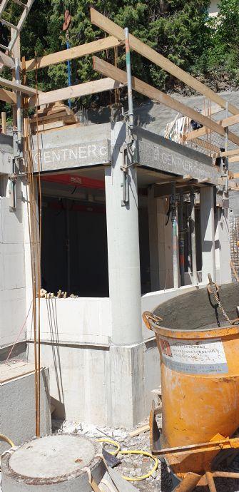 Neubau, mit staatlicher Förderung als kfw 55 Haus mit Gartenteil-Fertigstellung Frühjahr 2021