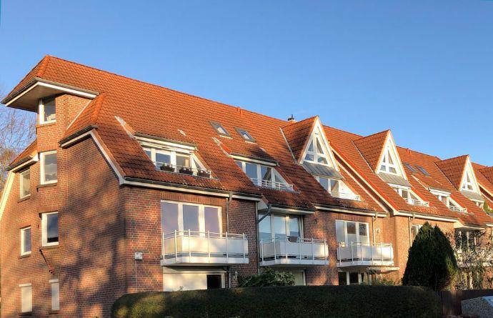 Schenefeld/Iserbrook: Helle 3-Zimmer Maisonettewg. mit 2 Bädern, ruhige Sackgassenlage – Erstbezug nach Vollsanierung