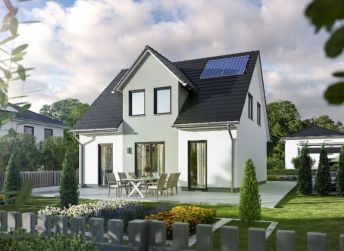 Bauen Sie Ihr Massivhaus... Nähe zu Leipzig und Zwenkauer See