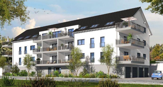 2-Zimmer-Wohnung Beste Aussicht unterm Dach -