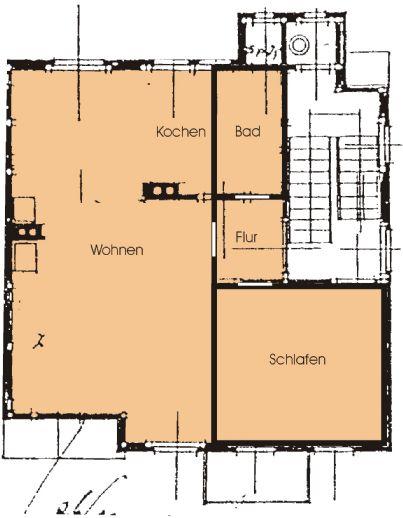 Großzügige 3 Zimmer Wohnung sucht neue Familie zum Nestbau