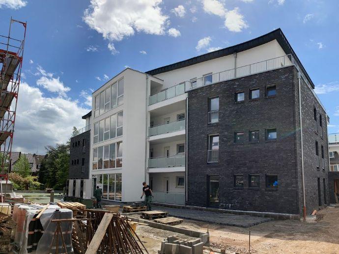 Erstbezug: hochwertige 3 Zimmerwohnung mit Balkon im 1. OG im Herzen von Wesel