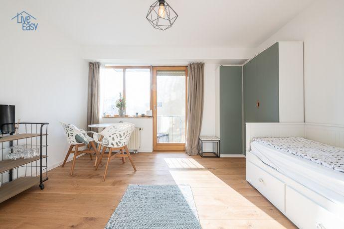 LiveEasy - Modernes Studio-Apartment in Nürnberg