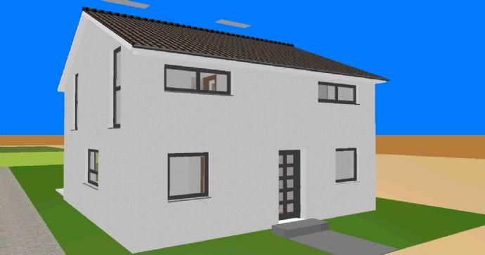 Einfamilienhaus auf großzügigem Grundstück