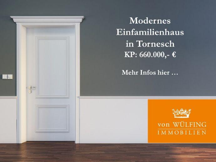 Modernes Einfamilienhaus mit Wintergarten in Tornesch...