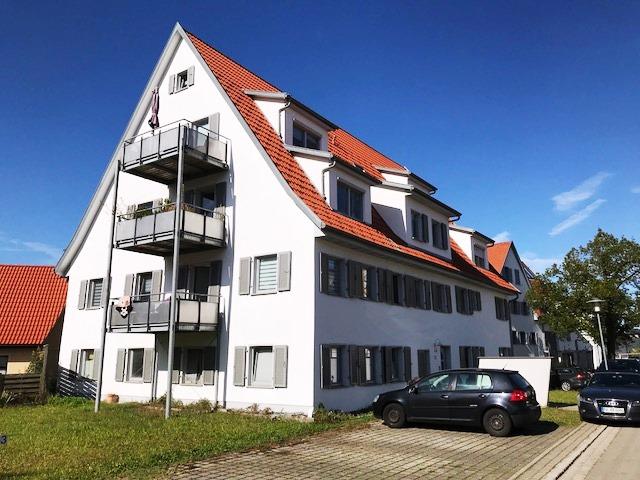 Top moderne, sonnige 3,5 Zimmer ETW mit Balkon und Stellplatz in Tuttlingen-Nendingen