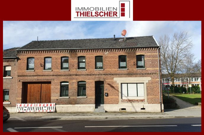 Möbliertes 1 Zimmer Apartment im 1. OG in Übach-Palenberg / Scherpenseel