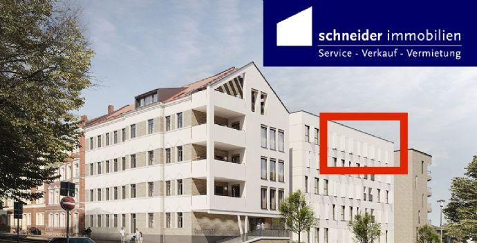 Erstbezug! Patio + Dachterrasse! Weitblick zum Dom + Steiger inkl.! Loft! individuell, modern, anders!! Sanierungs-AfA -downtown 55- Brühlervorstadt!