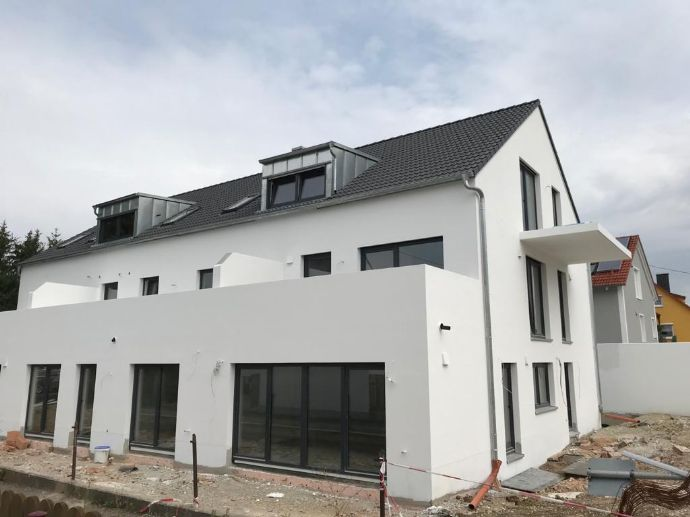 Moderne NEUBAU-Dachgeschosswohnungen mit Balkon