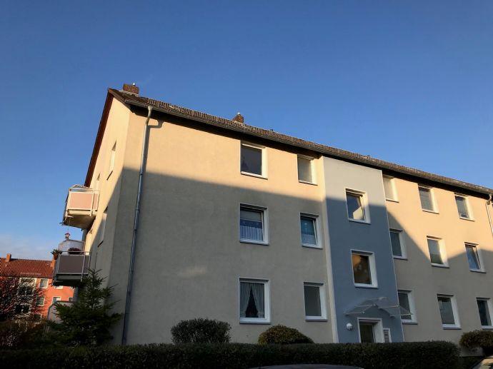 Sonnige 3-ZW mit 2 Balkonen - frisch renoviert- kontaktfrei besichtigen!