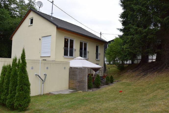 gepflegtes Einfamilienhaus mit ELW in Hilchenbach-Allenbach zu verkaufen auch als ZFH oder Anlageobjekt geeignet