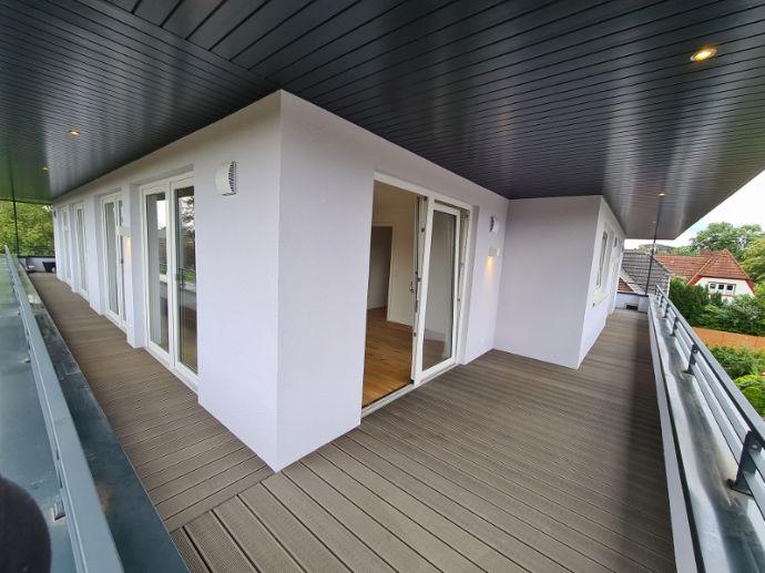 Traumhafte Neubau-Eigentumswohnungen - Penthouse