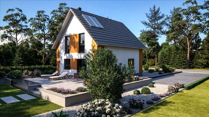 Modern wohnen / Einfamilienhaus inkl. Grundstück