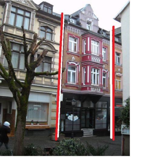 gepflegtes Wohn- und Geschäftshaus in zentraler Lage von Wissen