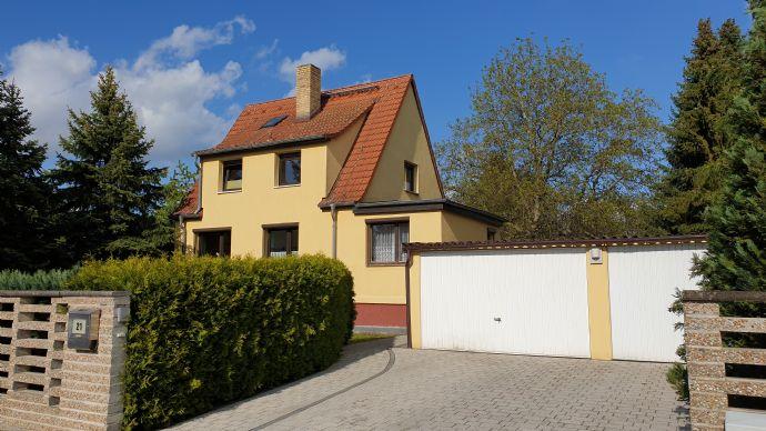 Einfamilienhaus mit Nebengelass in Taucha zu verkaufen