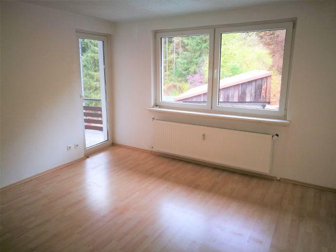 +++ 3-Zimmer-Wohnung im Zentrum mit Balkon+++