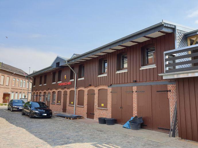 Erstbezug nach Sanierung - LOFT-Wohnung in Lägerdorf