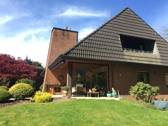 Einfamilienhaus in Villenlage auf parkähnlichem Grundstück zu verkaufen