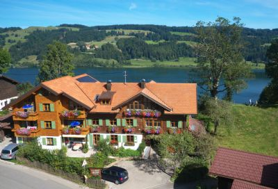 Gästehaus Alpseeblick - Wohnung Seepanorama