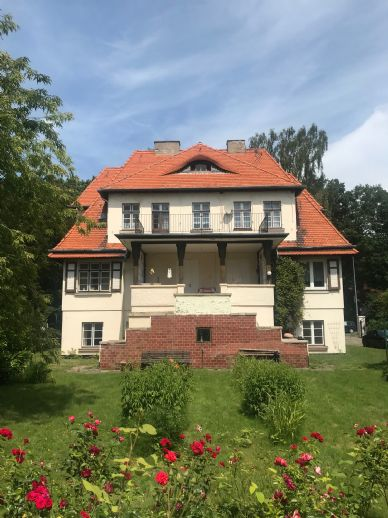 Strandnahe Villa in Warnemünde