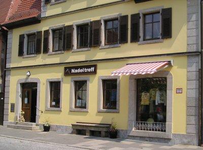Rothenburg Ladenlokale, Ladenflächen