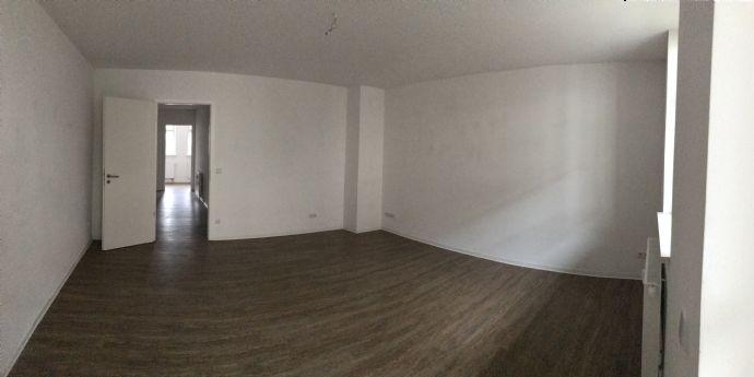 schöne großzügige 1-Raum-Wohnung in einem sanierten Reihenhaus in Waldenburg/Sachsen