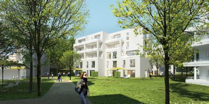 Nachmieter für geschmackvolle Wohnung mit zwei Zimmern sowie Balkon und EBK in Gießen gesucht