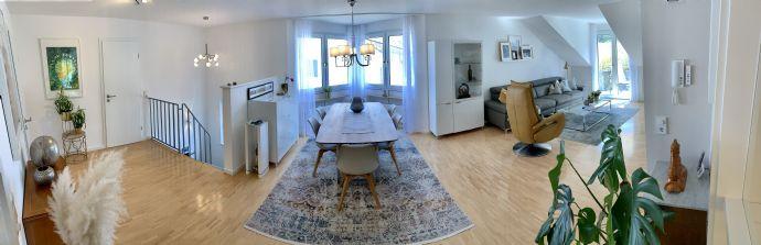 4-Zimmer-Wohnung Maisonette in Aidlingen zu vermieten inkl. Einbauküche u. Doppelgarage