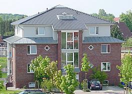 2 1/2 Zimmer Hochpaterre-Wohnung