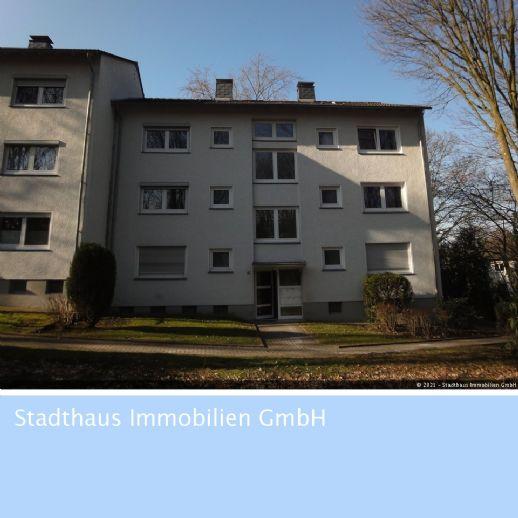 Bochum-Grumme: 2,5-Zimmerwohnung mit Balkon als Kapitalanlage!!
