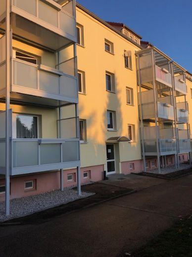 Stadtnahe 3-Raum-Wohnung