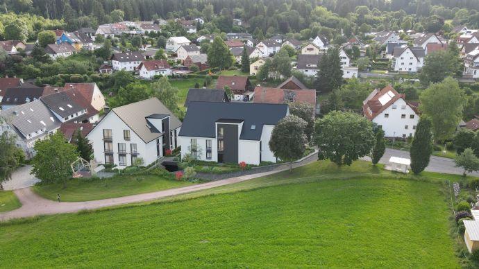 Aufen Projekt mit 16 Wohnungen