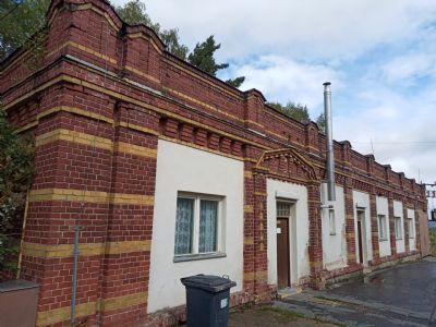 Bad Brambach Halle, Bad Brambach Hallenfläche