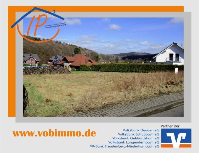 Von IPC: Wohngrundstück in einem Neubaugebiet von Steinebach/Sieg