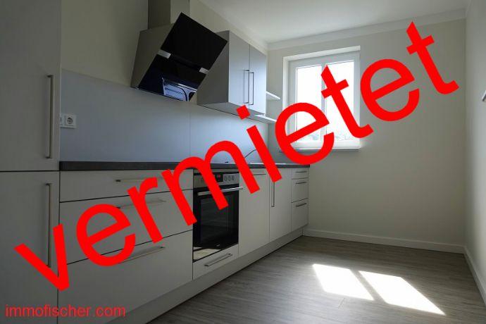 Meiningen - attraktive Dreiraumwohnung mit Einbauküche - Erstbezug nach Modernisierung