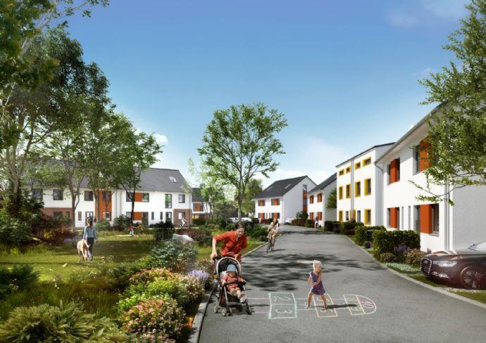 Ihre Glücksburg! Großzügiges Reihenmittelhaus mit schönem Garten in der Dahme-Seen-Region