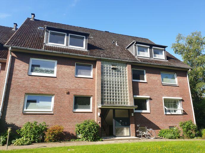 Schöne 3,5 Zimmerwohnung mit Balkon in Edendorf