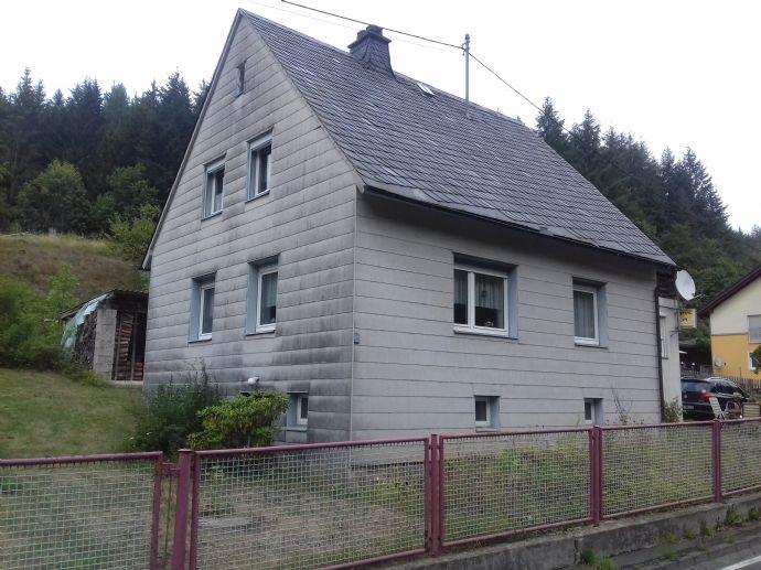Einfamilienhaus OT Schwarzenbach/Wald