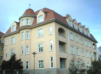 Langfristig gut vermietete Wohnung in Dresden, Stollestr.