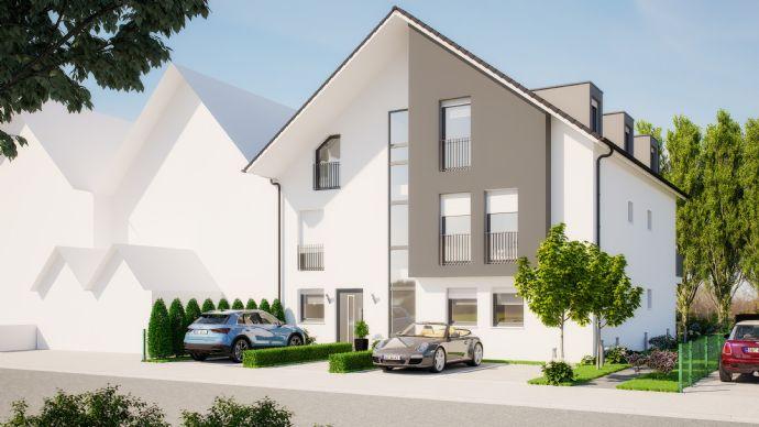 Neubau-3-Raum-Wohnung KfW55 in ruhiger Zentrallager