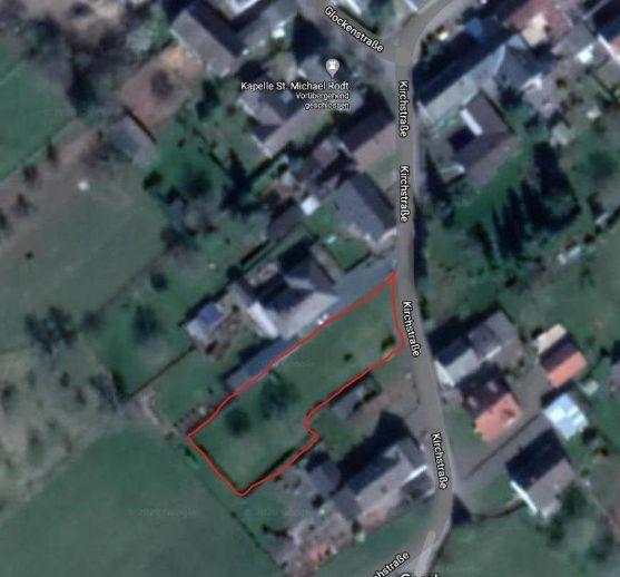 Baugrundstück in Ortsrandlage Zemmer-Rodt zu verkaufen