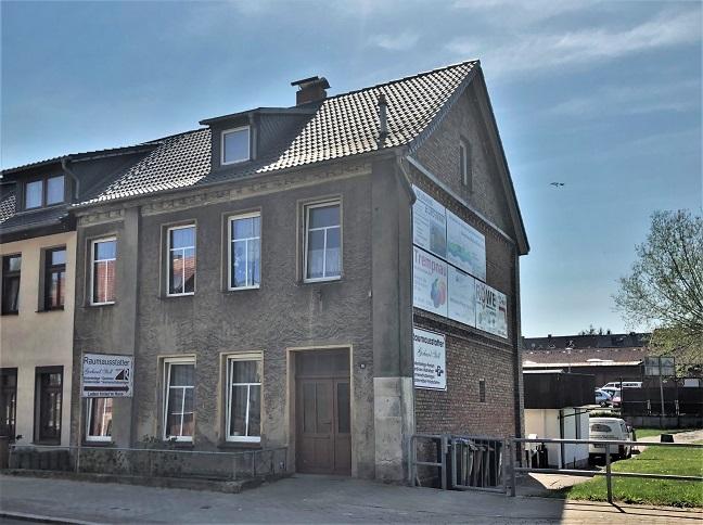 Wohn- und Geschäftshaus in Sternberg