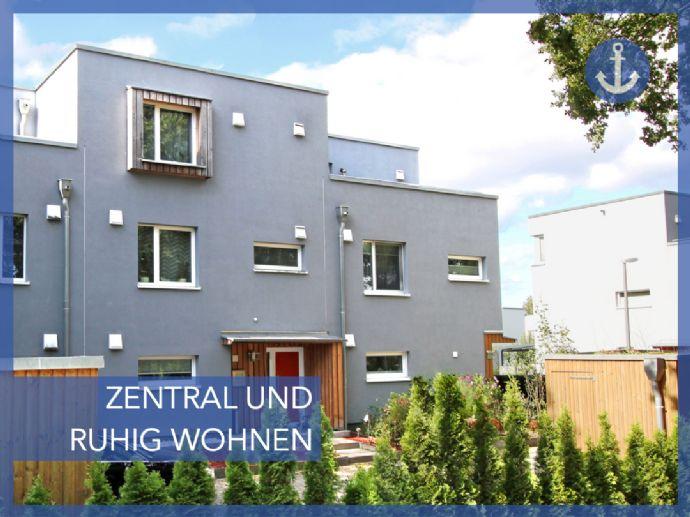 Modernes Reihenhaus am Öjendorfer Park