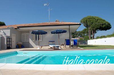 Latium, Terracina - exklusive Villa mit Pool für 9 Personen in ruhiger Lage bei San Felice Circeo