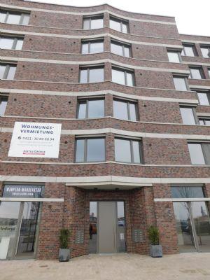 2-Zimmer-Wohnung, hell und modern, mit Blick auf die Weser